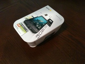 HTC EVO Packaging